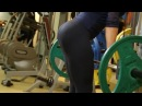 Hot strength training