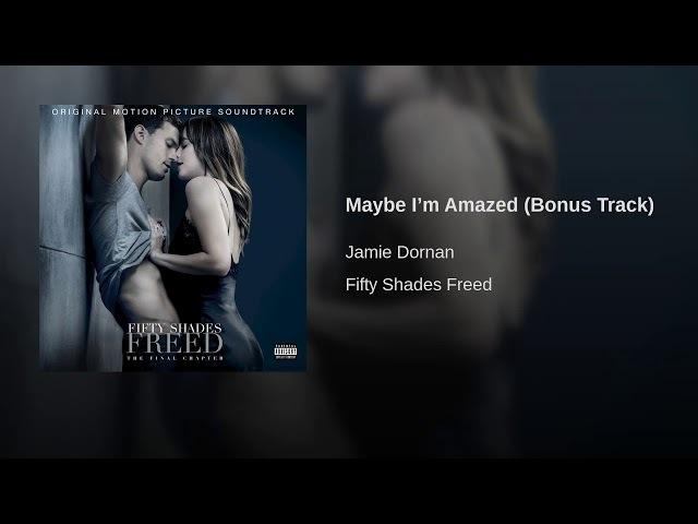 Maybe I'm Amazed (Bonus Track)