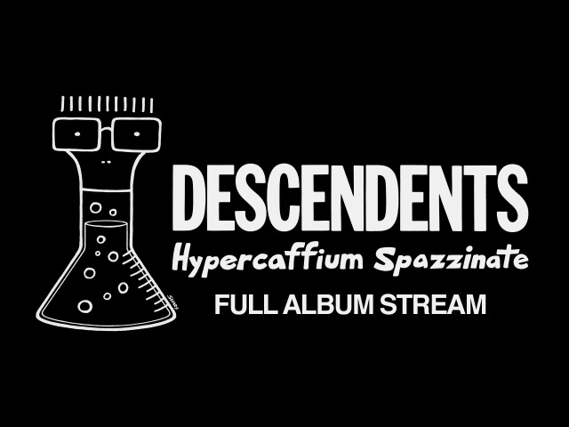 Descendents - Spineless and Scarlet Red (Full Album Stream)