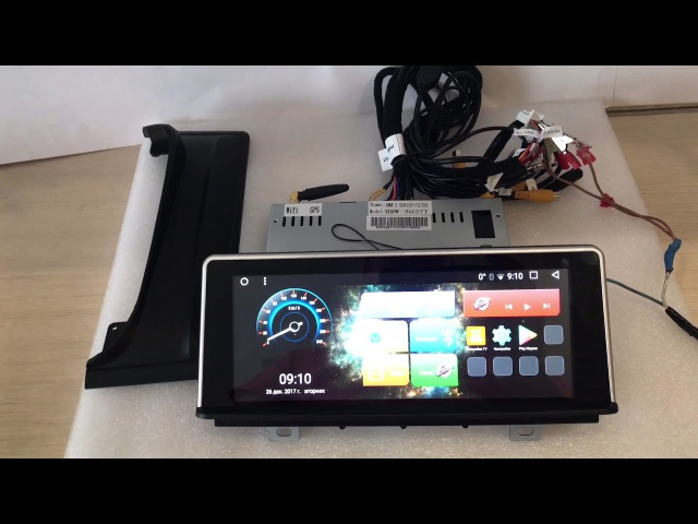 Магнитола BMW 1er, 3er, 4er, (2011) Android 6.0.1 MegaZvuk T3-2098