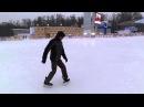 Класс! Я бы не рискнула так кататься на коньках! А вы?