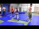 İsmail balaban Akdeniz üniversitesi güreş 3 vs 1