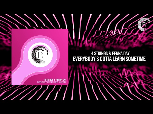 4 Strings Fenna Day - Everybody's Gotta Learn Sometime (RNM)
