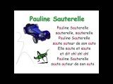 Pauline Sauterelle