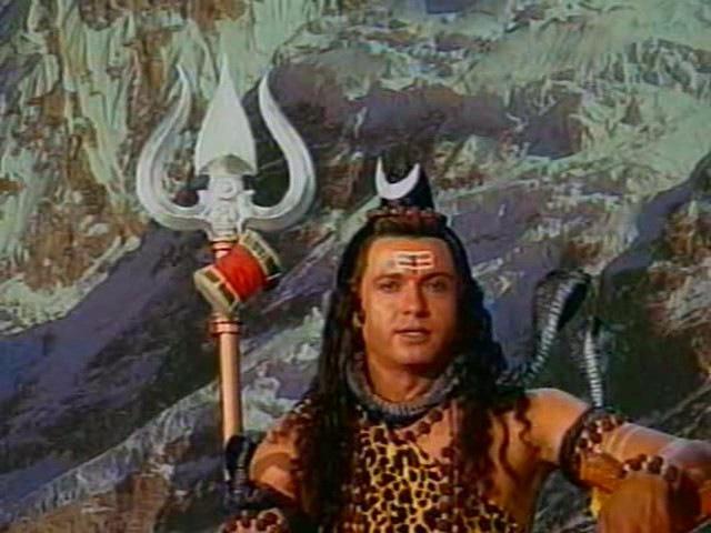 Махабхарата I Mahabharat - 55 Серия из 94 (1988-1990)