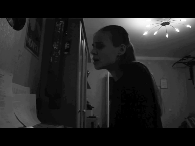 Hallelujah Leonard Cohen Cover by Дарья Глотова
