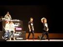 Маленькая Диана рвет танцпол на соревновании по хип хопу в Корее Lil Di