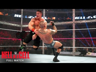 [#My1] FULL MATCH — John Cena vs. Randy Orton - Hell in a Cell Match: WWE Hell in a Cell 2014