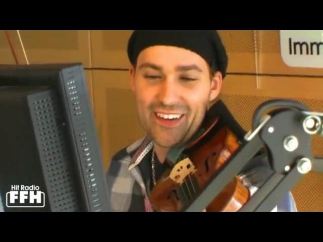 David Garrett - Ciaccona (Chaccone) BACH. Partita Violin Solo N°2 BWV 1068 D minor BWV 1004 V mov.