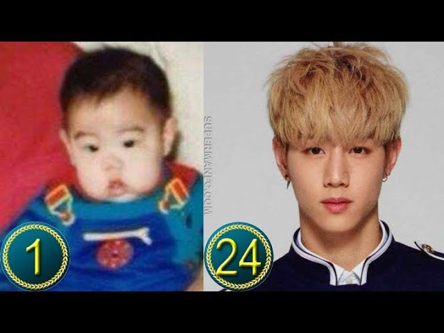 [GOT7] Mark Tuan Predebut | Transformation from 1 to 24 Years Old