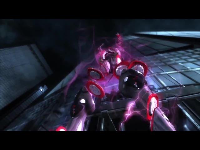 Metal Gear Rising: Revengeance - Monsoon Assemble