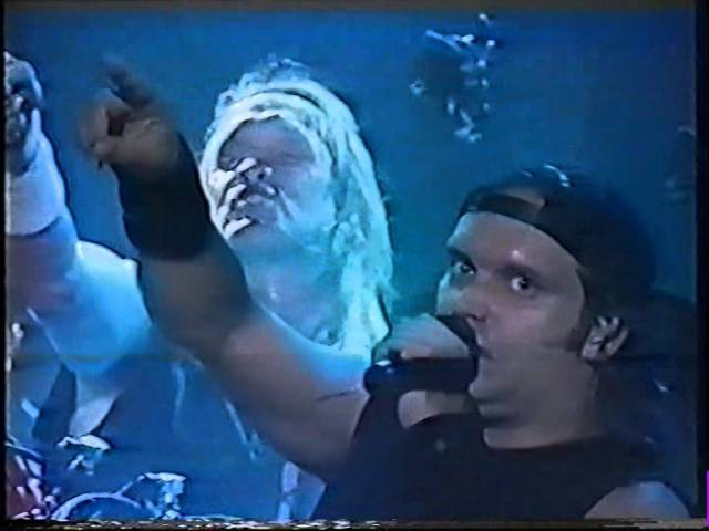 Iron Maiden - Monsters of Rock, Velez Sarsfield Stadium, Buenos Aires, Argentina, 12.12.1998 - Last show with Blaze.