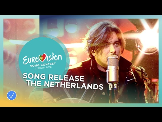 Waylon - Outlaw In 'Em - The Netherlands - Song Release - Eurovision 2018