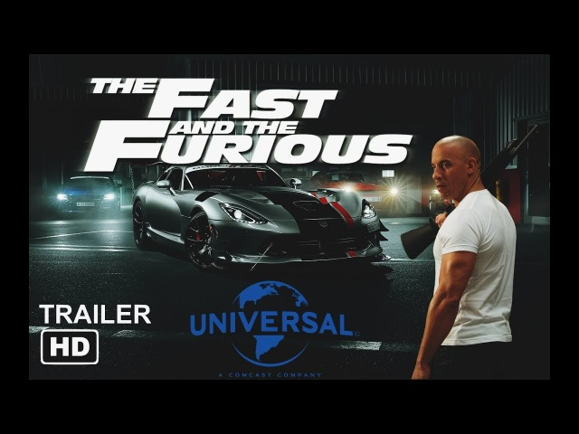 Fast Furious 9 Official Trailer 1 (2020)