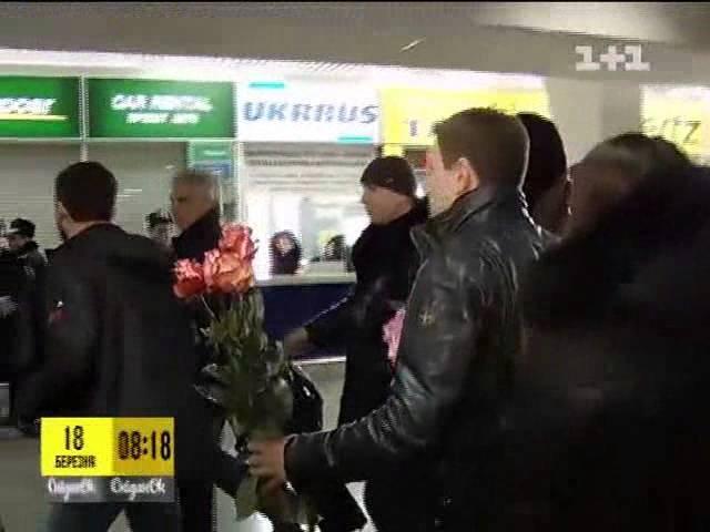 Adam Lambert will play a show in Ukraine