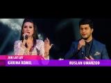 Karina Komil & Ruslan Umarzod - Lay lay
