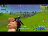 Dabbing survival in fortnite #coub, #коуб