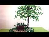 Bridgit's Quilling Perlen-Baum Nr. 01 (Tutorial) Quilling Tree