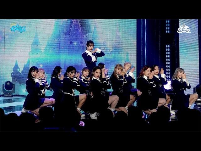 [MShow] 180317 WJSN - Dreams come True in 4K, 우주소녀 - 꿈꾸는 마음으로 Show Music core @ Cosmic Girls