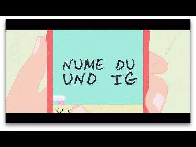 Alex Costanzo ANT1 feat. Simeon - Du Und Ig (Official Lyric Video HD) » Freewka.com - Смотреть онлайн в хорощем качестве