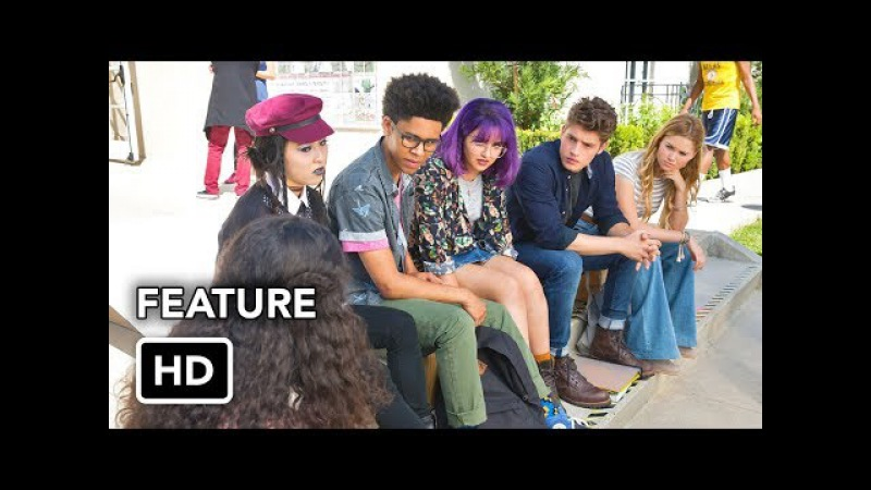 Marvel's Runaways (Hulu) From Page to Screen Featurette HD