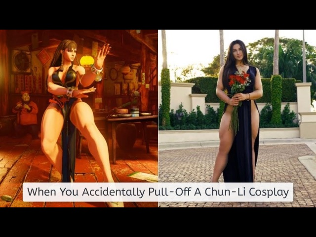 People Whove Wore The Best Cosplay Without Even Realizing It