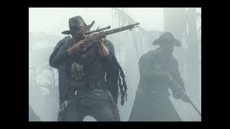 ОХОТНИК ЗА ГОЛОВАМИ С ДРУГОМ ДО КОНЦА! Hunt Showdown Командный ТОП 1
