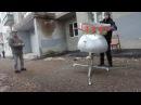 Статические испытания Летательного аппарата вертикального взлета и посадки 09 04 16