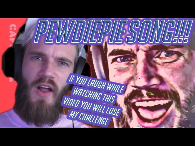 PewDiePie YLYL Intro Song Full Version (You Laugh You Lose) Music Video