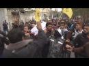 Газа: похороны убитых в столкновениях с израильской армией