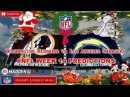 Washington Redskins vs. Los Angeles Chargers | #NFL WEEK 14 | Predictions Madden 18