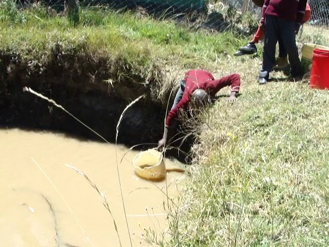 Water for Orphans in Kenya. Orthodox Church in Kenya. Bishop Neofitos Kongai.