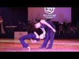 Ferdinando Iannaccone - Yulia Musikhina | ShowDance Jive | Warsaw Int. Dance Champ. 2017