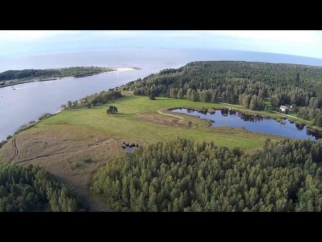 DIY Arducopter aerial filming AUTONOMOUS-FPV, LATVIA, Bullupe Part 3