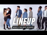 Who's the Best Kisser Lineup Cut