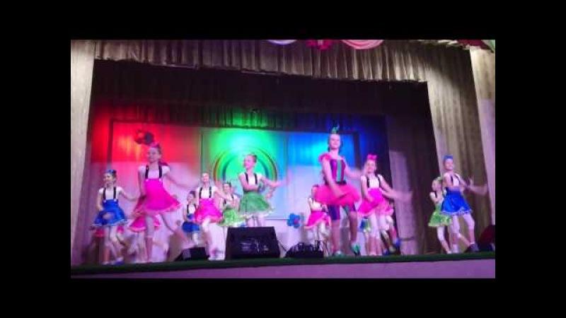 Танец Шаляй-валяй, Школа-студия эстрадного танца Саманта, Новочеркасск