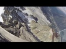 Wingsuit basejump from Aiguille du Midi Jokke Sommer