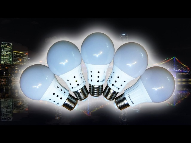 Эксперимент по ремонту LED ламп ОНЛАЙТ 10Вт. Ремонт бесполезный.