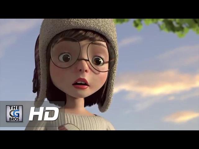 CGI **Award-Winning** 3D Animated Short : Soar - by Alyce Tzue