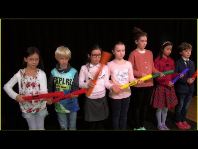 Fritz Höfer-Der kleine Chinese (aus Klassenmusizierbox Junior)