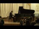 Debussy Preludes book 2, no. 12: Feux D'Artifice (Дебюсси Прелюдия Фейерверк )