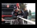 Vozíčkář Daniel Minster utáhl 11 5 tunovou TATRU PHOENIX Euro 6 PRÄSIDENT