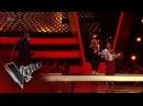 Mark Asari VS Loaded Sista - 'Don't Let Go': The Battles   The Voice UK 2018
