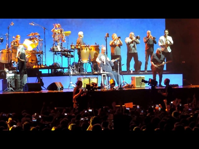 PHIL COLLINS no BRASIL - SP - SOMETHING HAPPENED ON THE WAY HEAVEN | 25.02.18 - ALLIANZ PARQUE