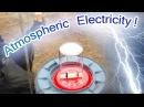 Free Atmospheric Electricity Powers Small Motor Tesla Radiant Energy
