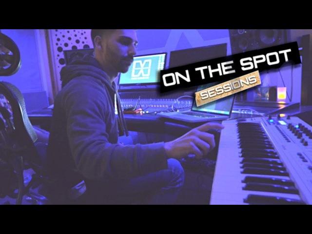 DJ Khaled Producer Makes A Beat ON THE SPOT Bkorn ft Mark Borino