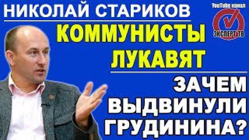 Николай Стариков о превращении выборов в фарс и будущем России 28.12.2017