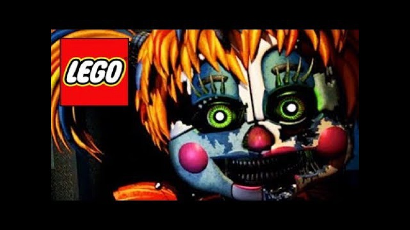 How To Build: LEGO Salvaged Baby - Five Nights at Freddy's 6 Compilation!
