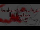 LAMS Hamilton x Kagerou ProjectMekakucity Actors Animatic Heat Haze Days