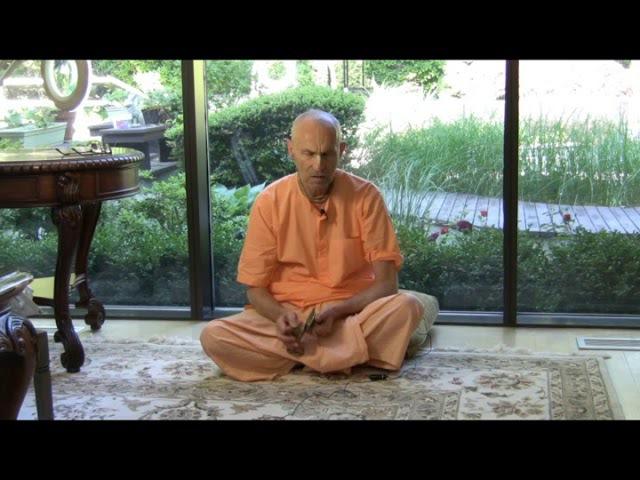 Мурали Мохан Махарадж - «самсара даванала лидха лока»